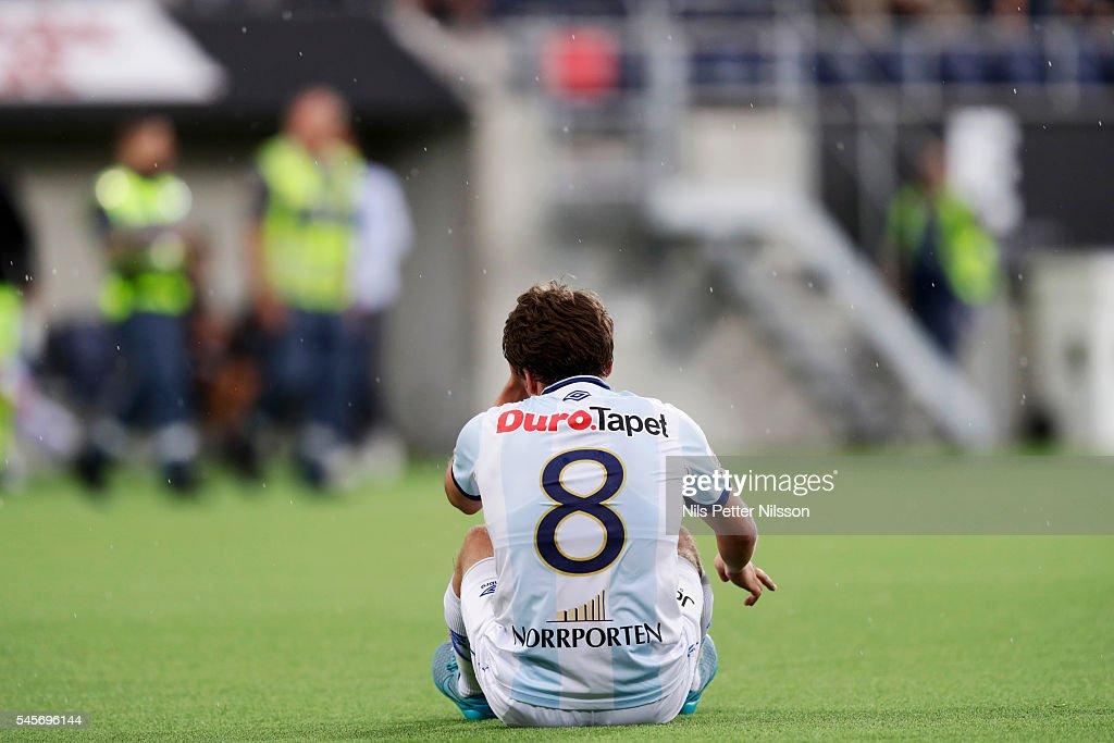 Gefle IF v Falkenbergs IF - Allsvenskan : News Photo