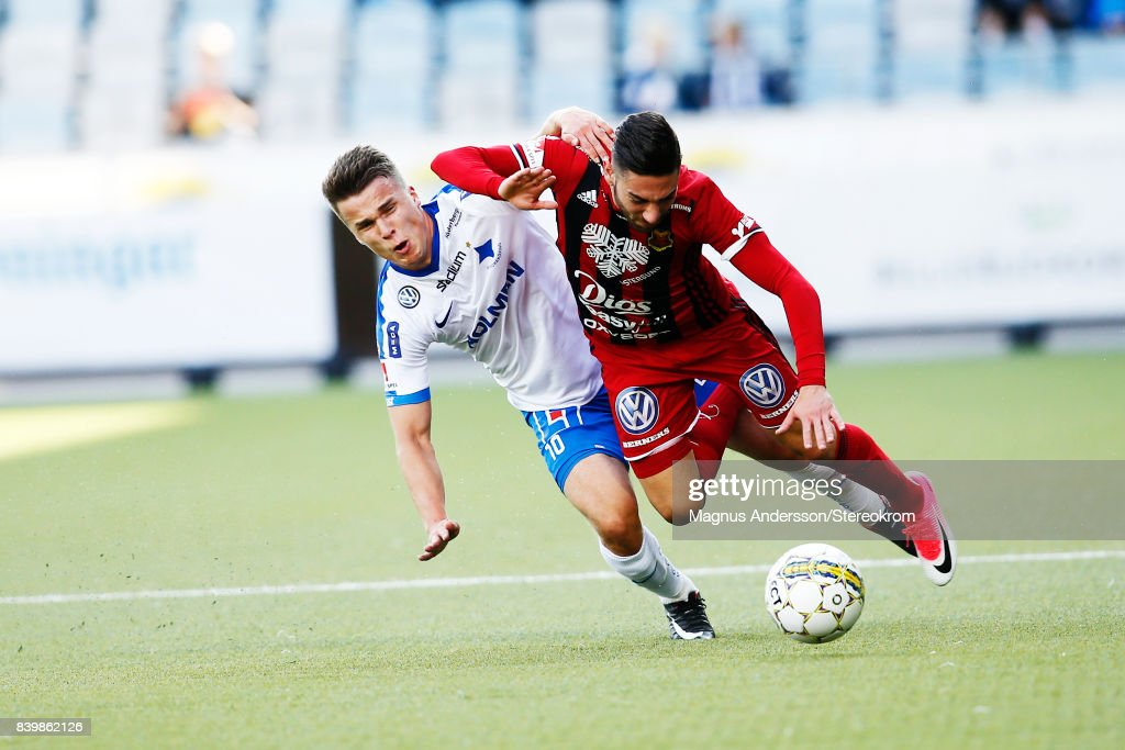 IFK Norrkoping v Ostersunds FK - Allsvenskan : News Photo