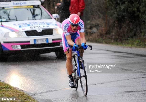 Simon SPILAK Contre la Montre Paris Nice 2009 Amilly