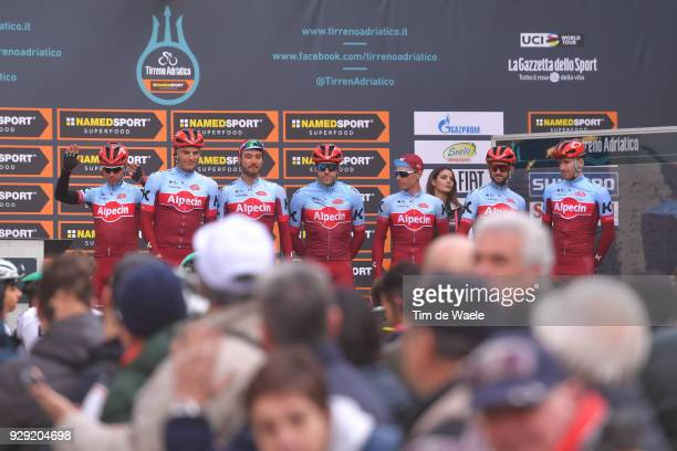 Simon Spilak of Slovenia Alex Dowsett of Great Britain Jose Goncalves of Portugal Taylor Phinney of The United States Marcel KITTEL of Germany Tony...