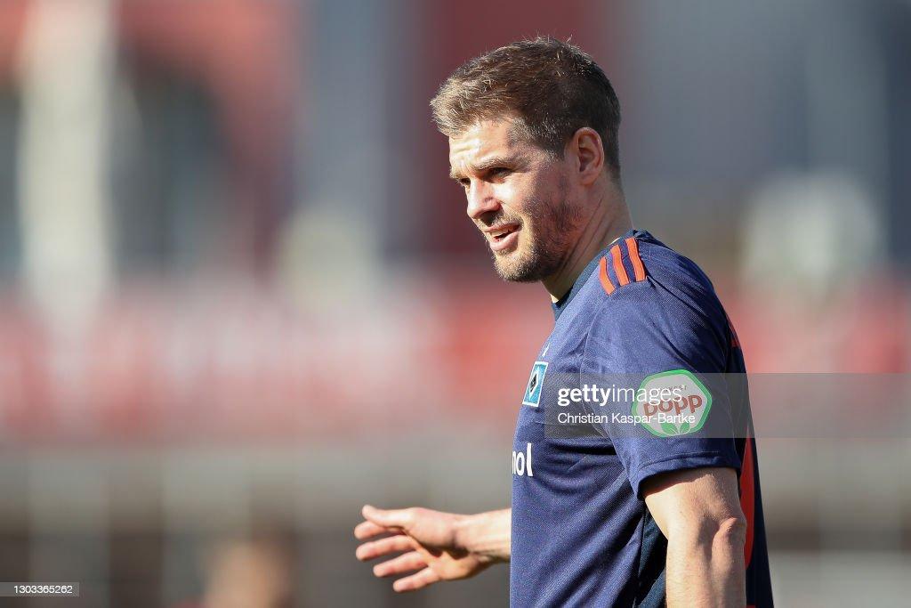 FC Würzburger Kickers v Hamburger SV - Second Bundesliga : News Photo