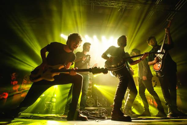 ESP: Morat Concert In Barcelona