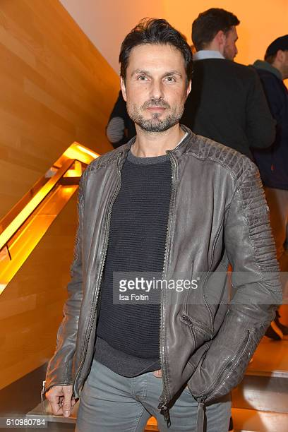 Simon Verhoeven attends the PantaFlix Party on February 17 2016 in Berlin Germany