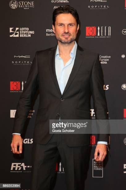 Simon Verhoeven during the 30th European Film Awards 2017 at 'Haus der Berliner Festspiele' on December 9 2017 in Berlin Germany