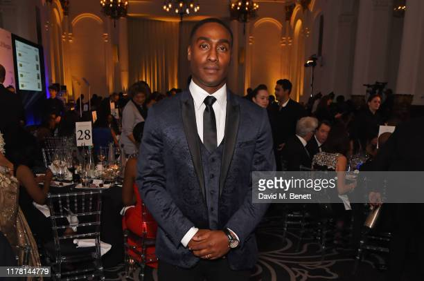 Simon Webbe attends the Powerlist 2020 Awards at 8 Northumberland Avenue on October 25 2019 in London England