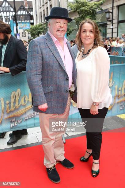 Simon Weston attends the press night performance of 'The Wind In The Willows' at the London Palladium on June 29 2017 in London England