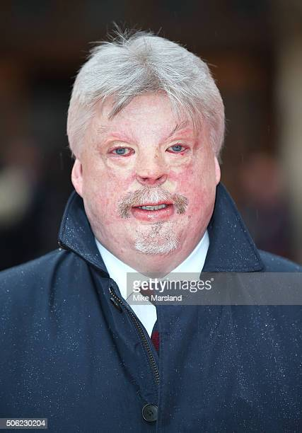 Simon Weston attends The Sun Military Awards at The Guildhall on January 22, 2016 in London, England.