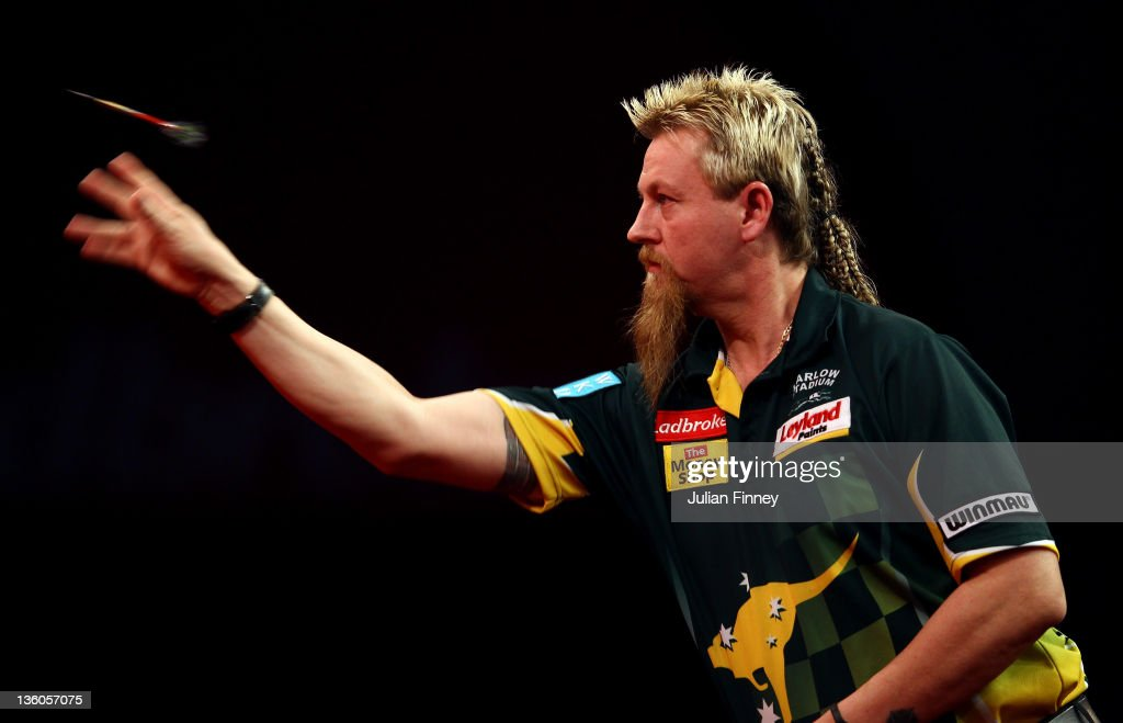 2012 Ladbrokes.com World Darts Championship - Day Seven