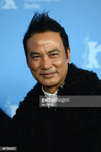 Simon Yam attends the 'The Midnight After' photocall during 64th Berlinale International Film Festival at Grand Hyatt Hotel on February 7 2014 in...