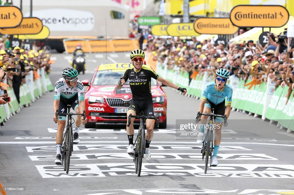 106th Tour de France 2019 - Stage 12 : News Photo