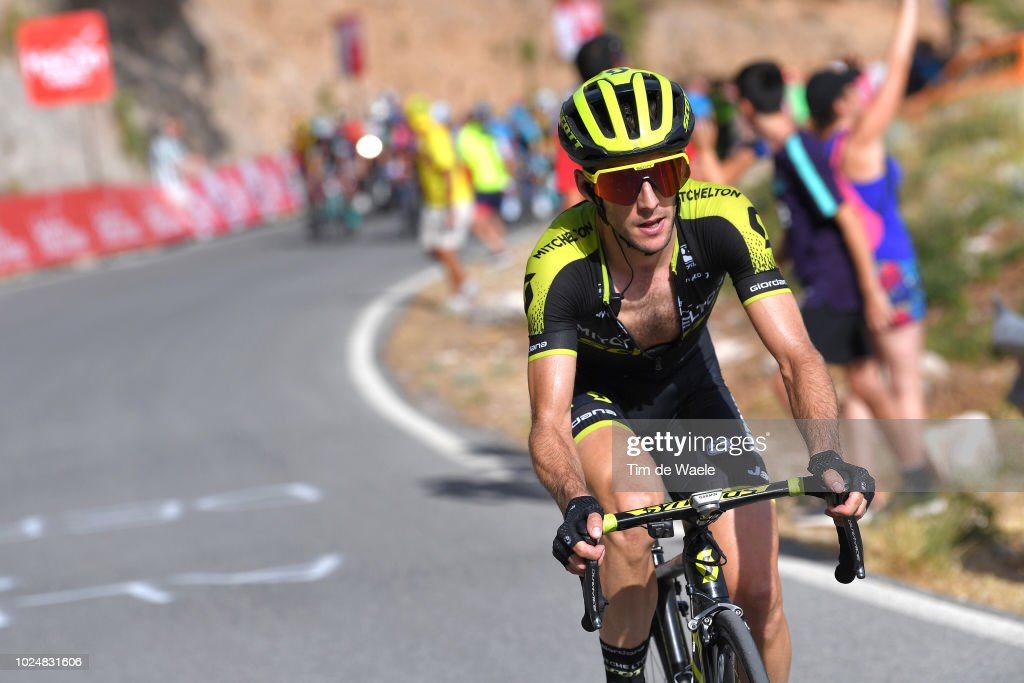 Cycling: 73rd Tour of Spain 2018 / Stage 4 : News Photo