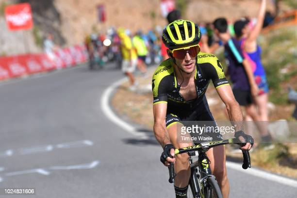Simon Yates of Great Britain and Team Mitchelton-Scott / during the 73rd Tour of Spain 2018, Stage 4 a 161,4km stage from Velez-Malaga to Alfacar....