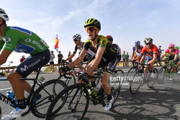 Simon Yates of Great Britain and Team Mitchelton-Scott / during the 73rd Tour of Spain 2018, Stage 9 a 200,8km stage from Talavera de la Reina to...