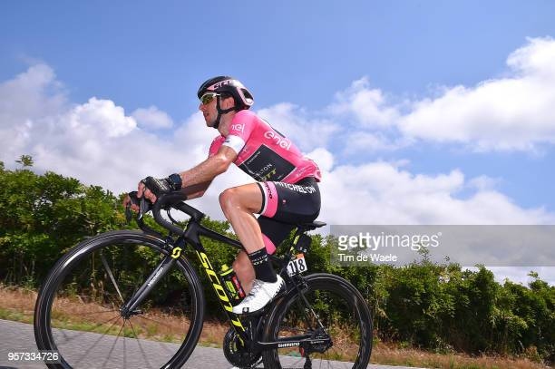 Simon Yates of Great Britain and Team Mitchelton-Scott Pink Leader Jersey / during the 101th Tour of Italy 2018, Stage 7a 159km stage from Pizzo to...