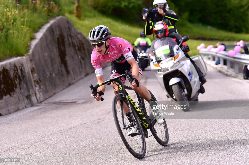 Cycling: 101st Tour of Italy 2018 / Stage 15 : News Photo