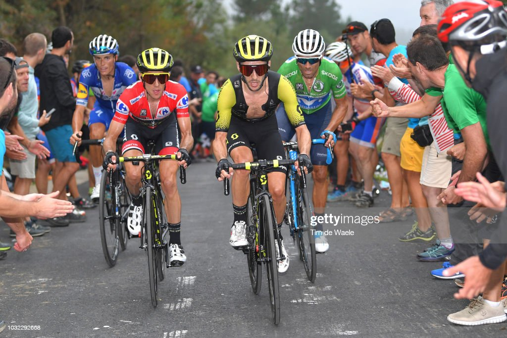 Cycling: 73rd Tour of Spain 2018 / Stage 17 : Nachrichtenfoto