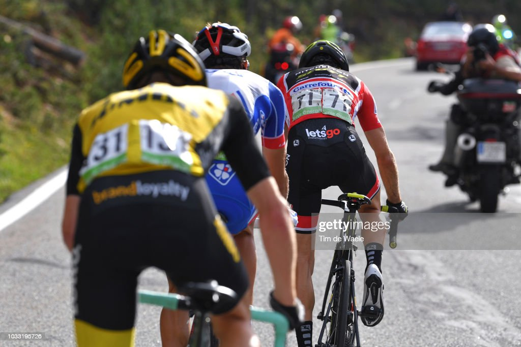 Cycling: 73rd Tour of Spain 2018 / Stage 19 : News Photo