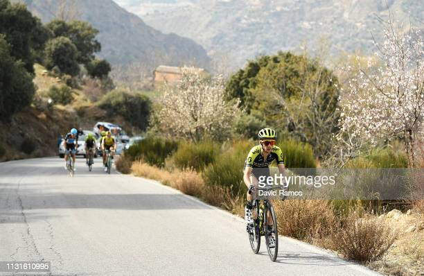 Simon Yates of United Kingdom and Team Mitchelton Scott / during the 65th Ruta del Sol 2019 Stage 4 a 1199km stage from Armilla to Granada / #65RdS /...
