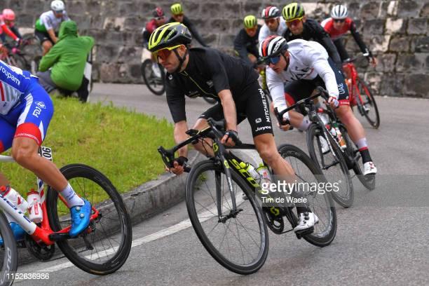 Simon Yates of United Kingdom and Team Mitchelton Scott / during the 102nd Giro d'Italia 2019 Stage 18 a 222km stage from Valdaora to Santa Maria di...
