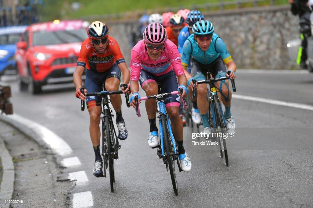 102nd Giro d'Italia 2019 - Stage 16 : News Photo