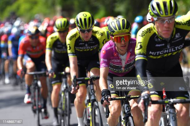 Simon Yates of United Kingdom and Team Mitchelton Scott Purple Points Jersey / during the 102nd Giro d'Italia 2019 Stage 2 a 205km stage from Bologna...