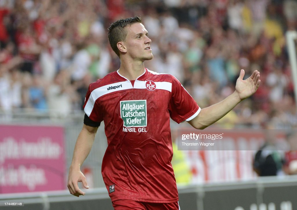 FC Kaiserlautern v FC Ingolstadt - Second Bundesliga : News Photo