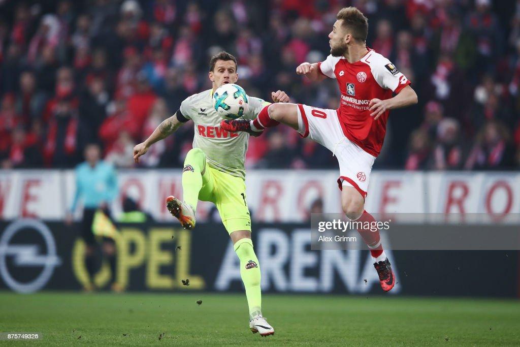 1. FSV Mainz 05 v 1. FC Koeln - Bundesliga