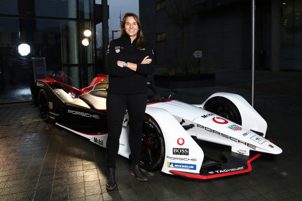 GBR: Porsche Taycan Launch Event