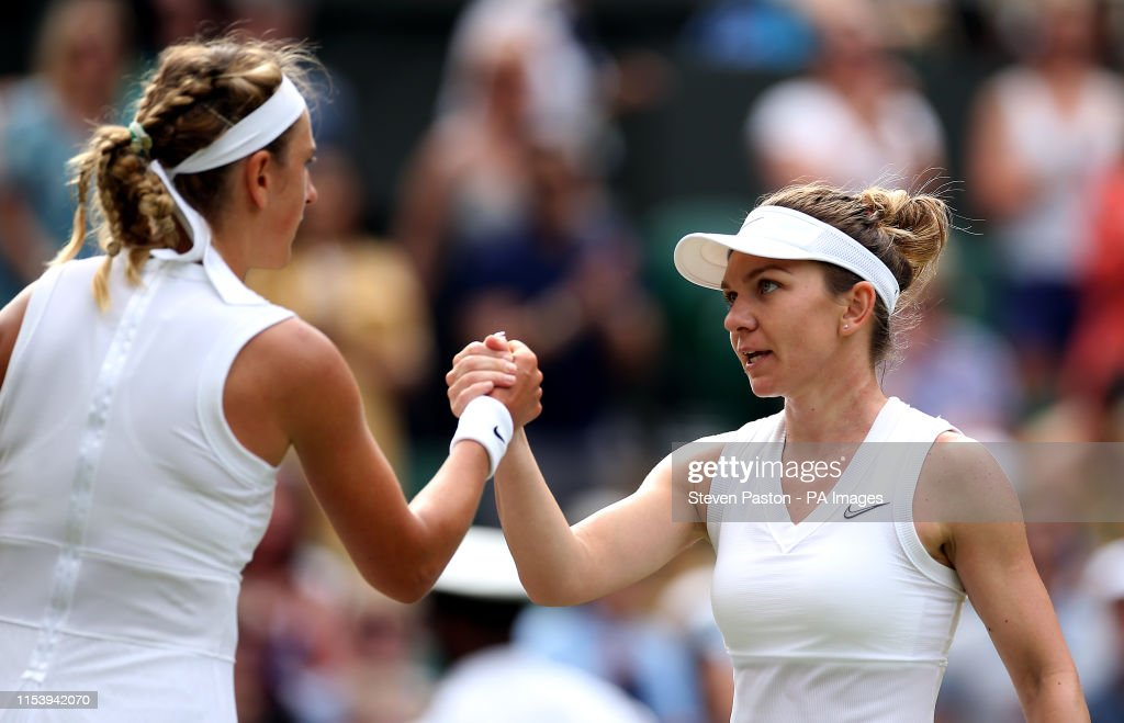 Wimbledon 2019 - Day Five - The All England Lawn Tennis and Croquet Club : News Photo