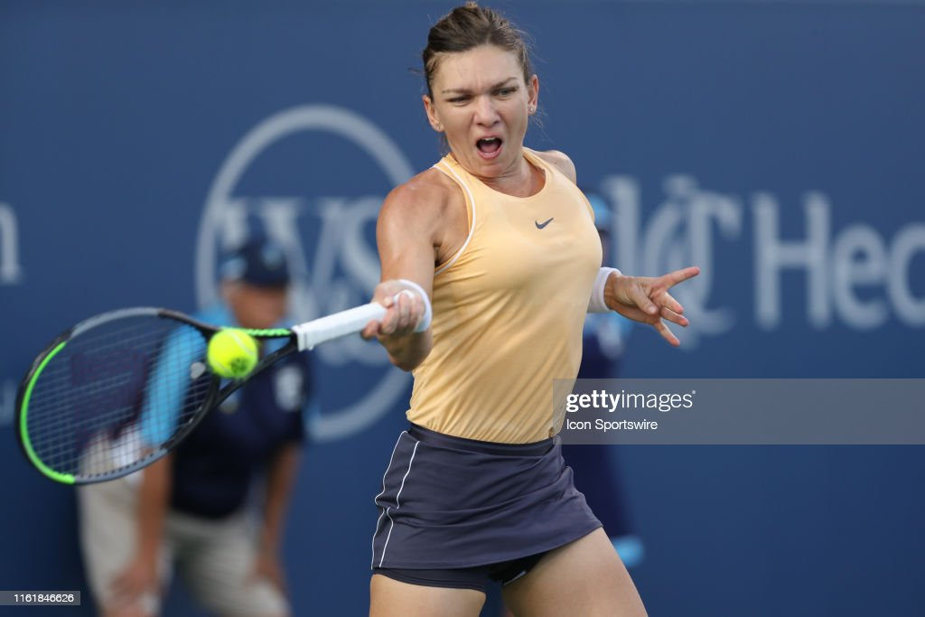 TENNIS: AUG 15 Western & Southern Open : News Photo