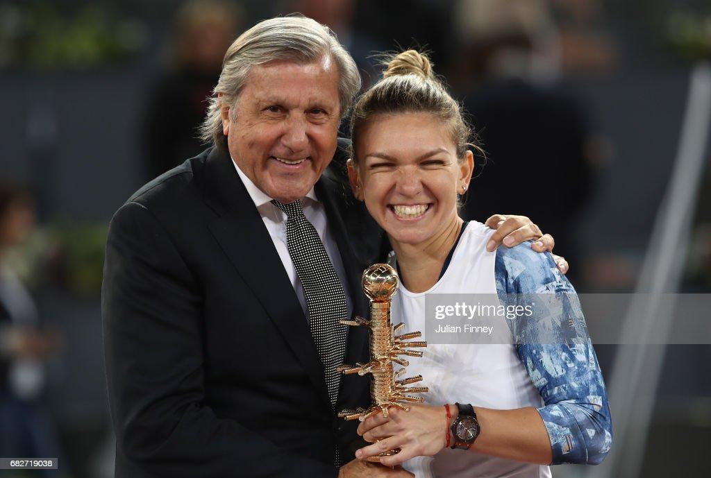 Mutua Madrid Open - Day Eight : News Photo