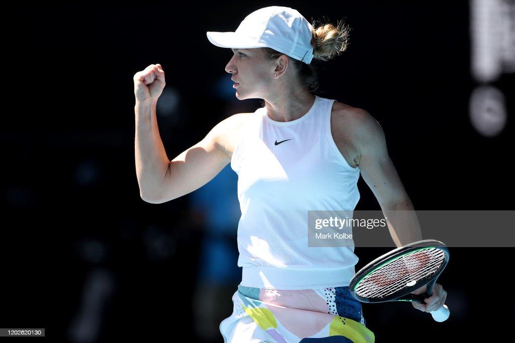 2020 Australian Open - Day 10 : Photo d'actualité