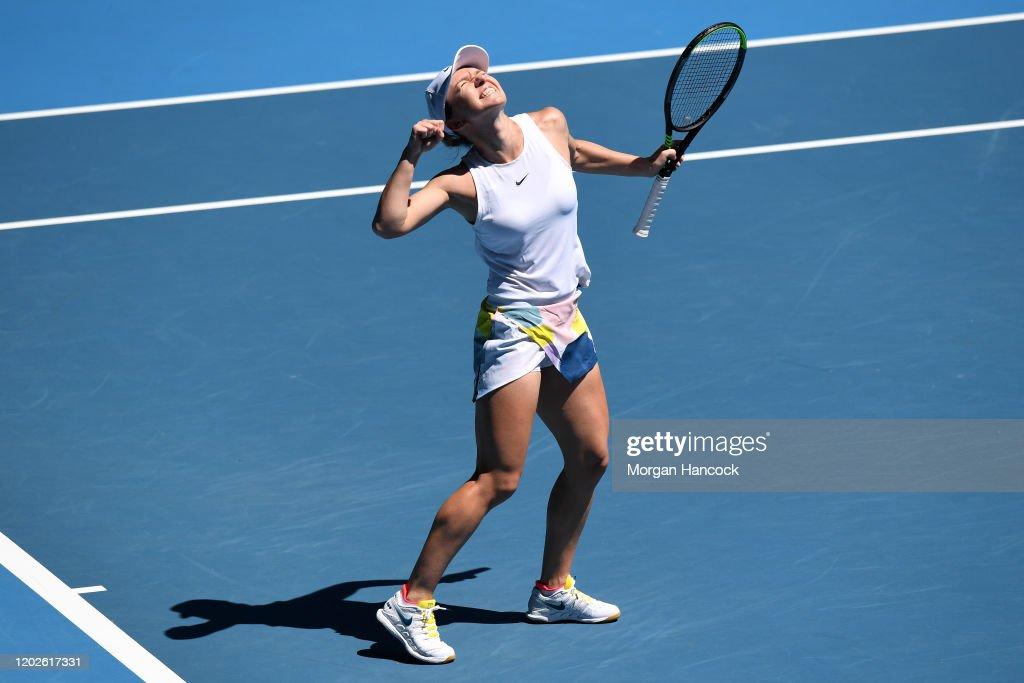 2020 Australian Open - Day 10 : News Photo