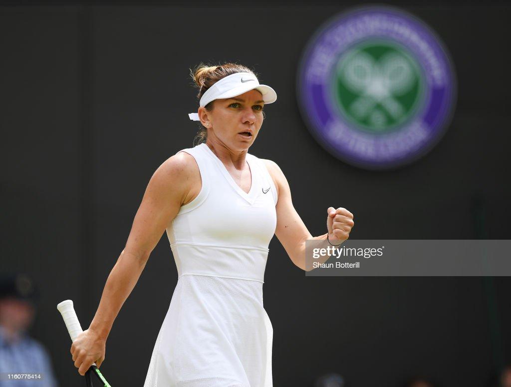 Day Seven: The Championships - Wimbledon 2019 : News Photo