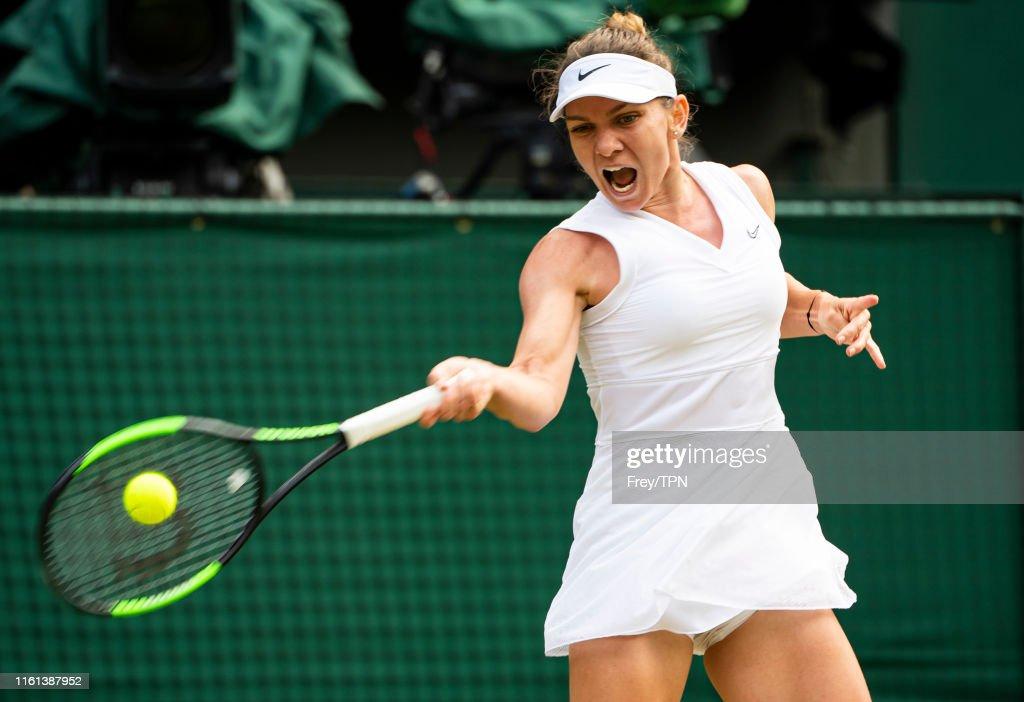 Day Ten: The Championships - Wimbledon 2019 : News Photo