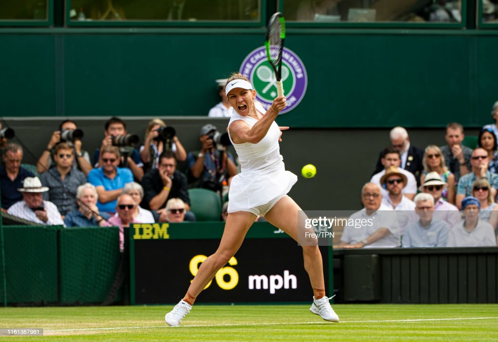 Day Ten: The Championships - Wimbledon 2019 : News Photo