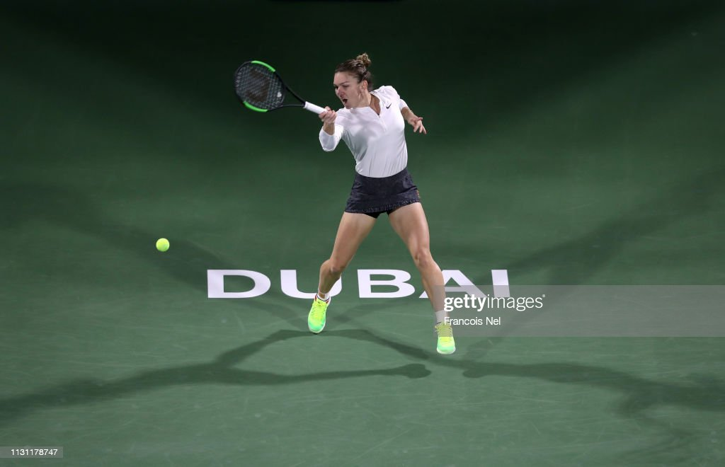 Dubai Duty Free Tennis Championships - Day Five : News Photo