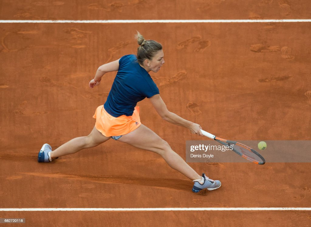 Mutua Madrid Open - Day Eight : News Photo