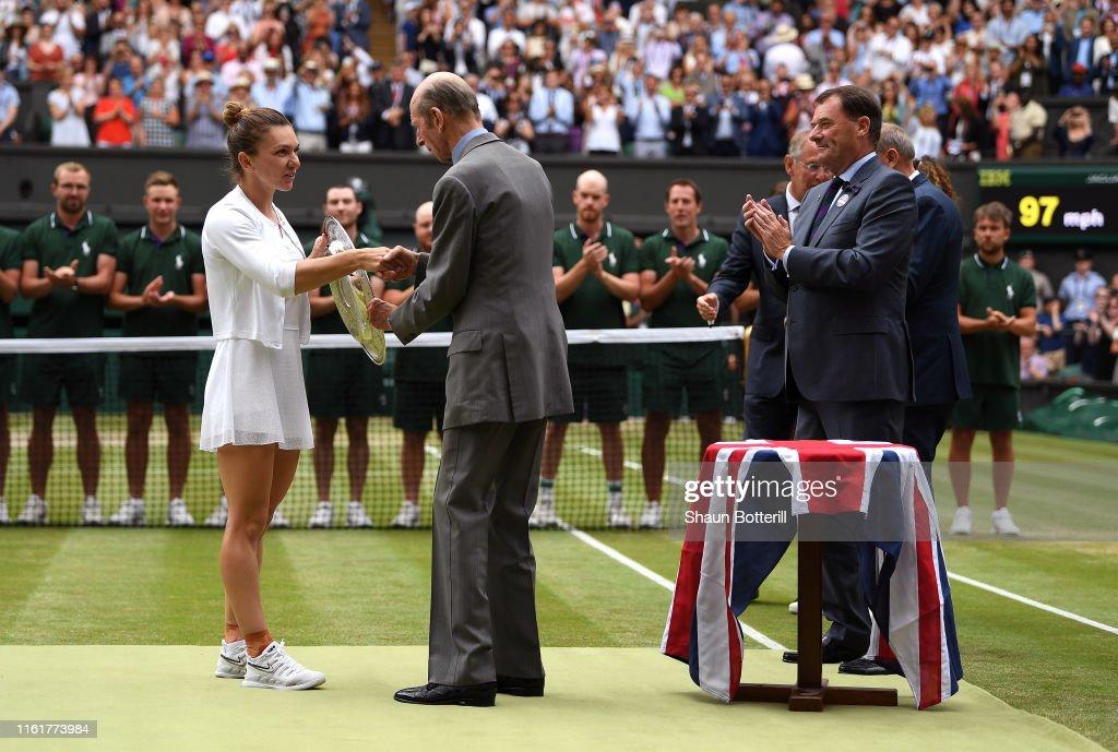 Day Twelve: The Championships - Wimbledon 2019 : News Photo