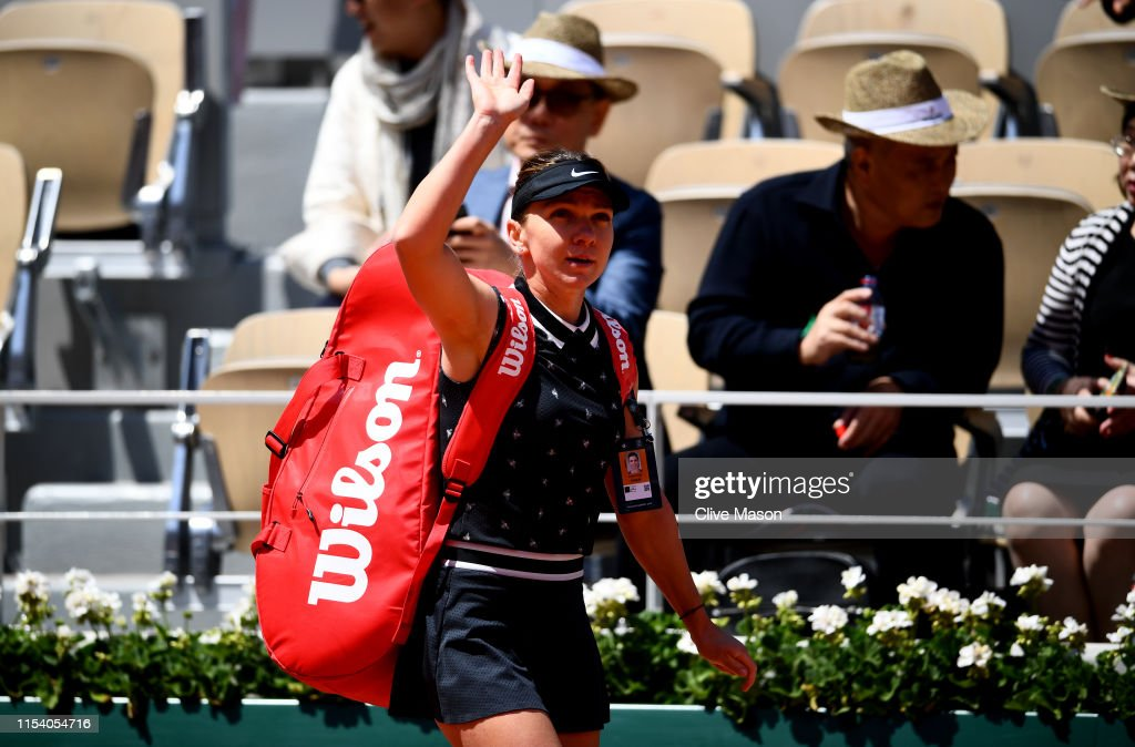 2019 French Open - Day Twelve : Fotografía de noticias