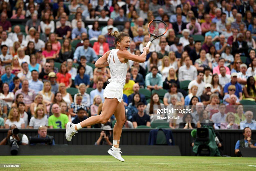 Day Eight: The Championships - Wimbledon 2017 : News Photo