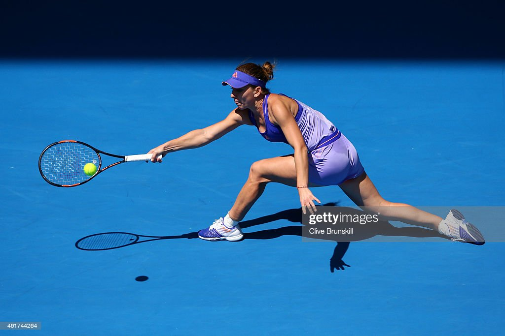 2015 Australian Open - Day 1 : News Photo