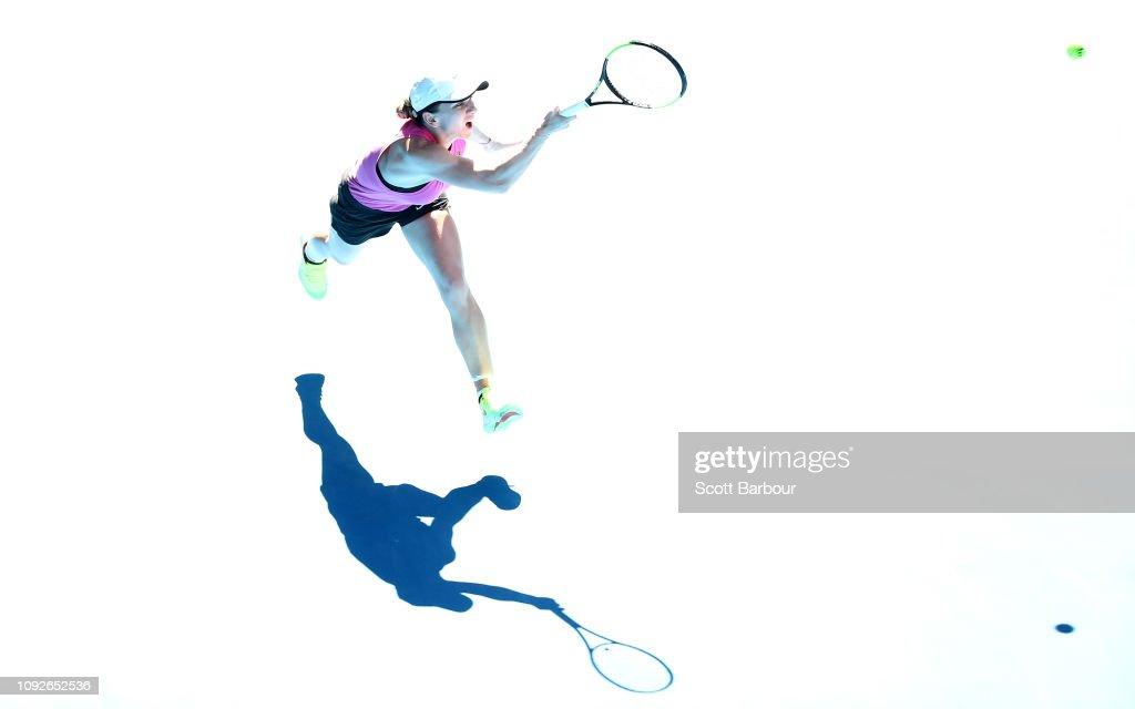 2019 Australian Open - Previews : News Photo