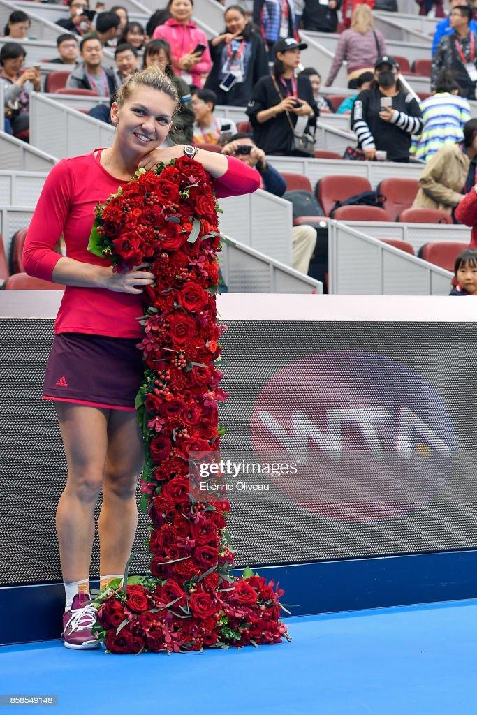 2017 China Open - Day 8 - Semi-Finals : News Photo