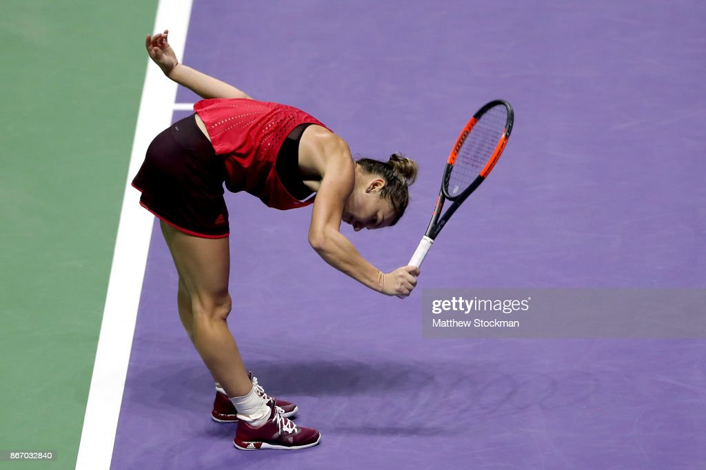 Simona Halep Photo Gallery