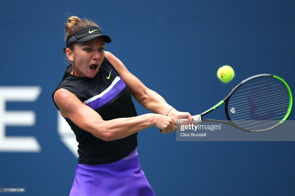 2019 US Open - Day 2 : News Photo