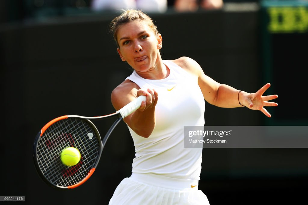 Day Four: The Championships - Wimbledon 2018 : News Photo