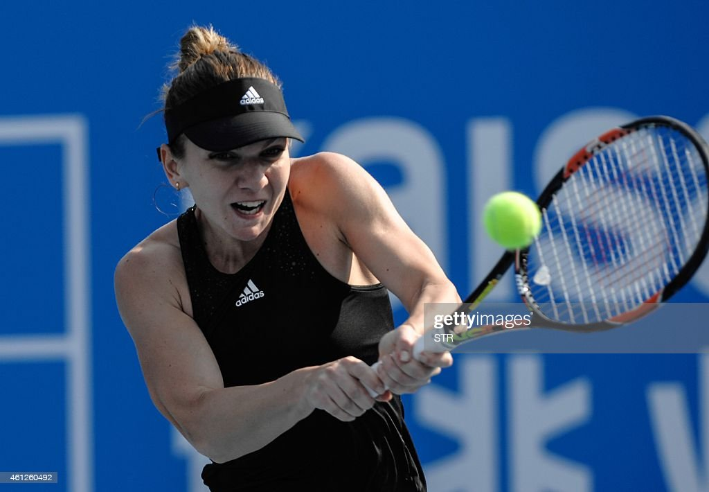 TENNIS-CHN-WTA-SHENZHEN OPEN : News Photo