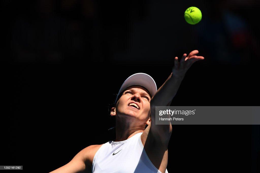 2020 Australian Open - Day 8 : News Photo