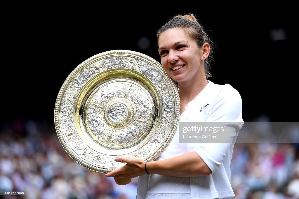 Day Twelve: The Championships - Wimbledon 2019 : ニュース写真